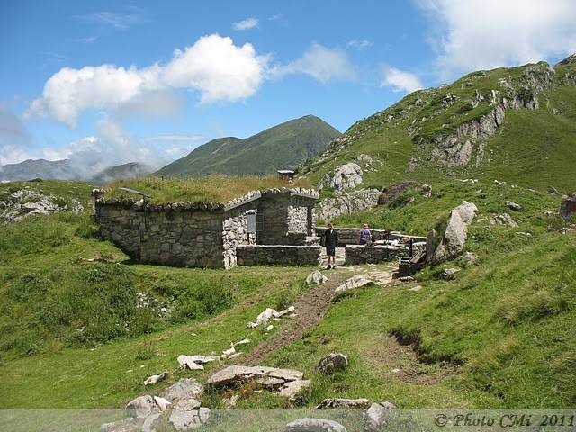 La cabane de Bounaris