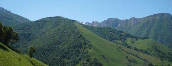 Montagnes d'Accous
